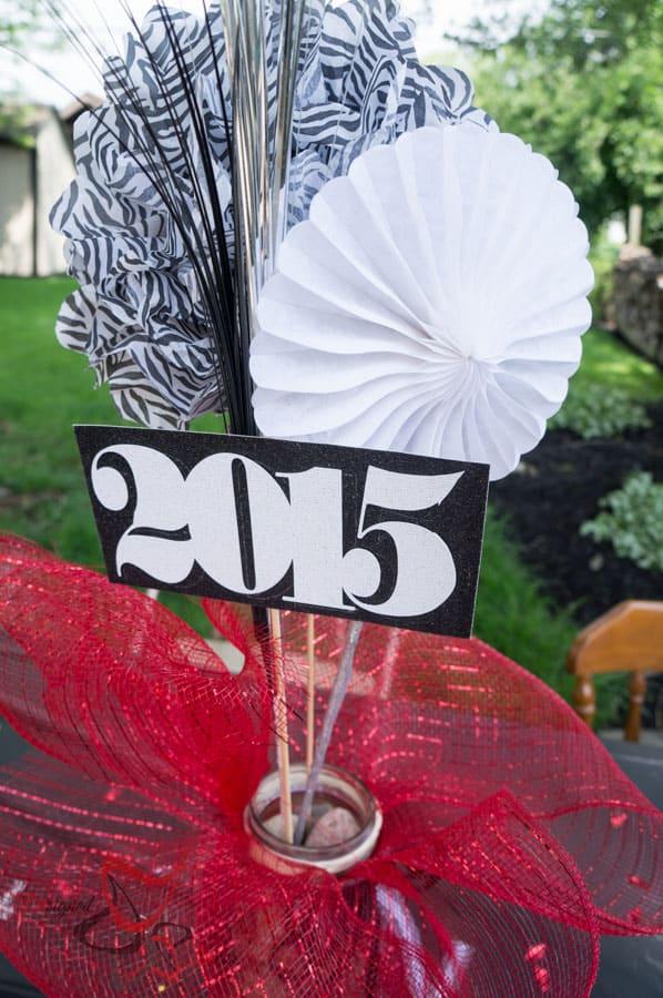 Graduation Party Table Decorations Designed Decor
