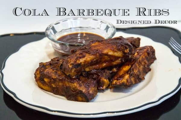Coca Cola Barbeque Ribs