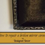 mirror repair pinnable