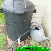 DIY Rain Barrel ~Tutorial!