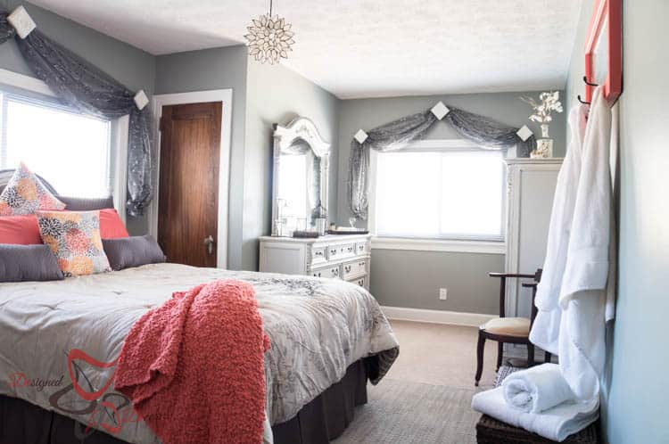 Be My Guest~ A Guest Bedroom Makeover! ~- Designed Decor