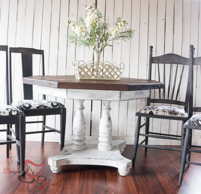 Decorating With Distressed Furniture: Best Practices- Vaseline Distressed Furniture! ~- Designed